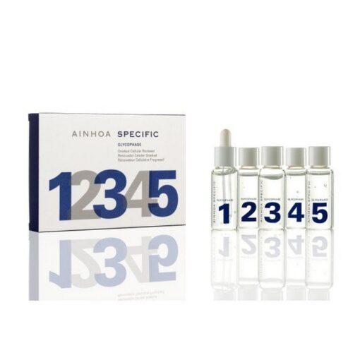 Ainhoa - Frugtsyre Glycophase Peeling Program fra Ainhoa