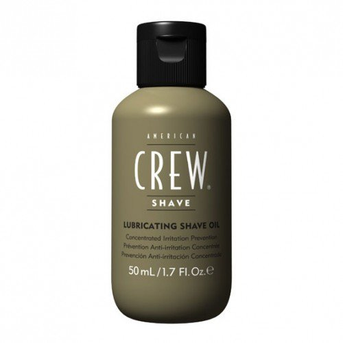 American Crew - Lubricating Shave Oil - 50 ml fra American Crew