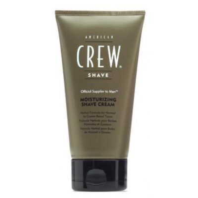 American Crew - Moisturizing Shave Cream - 150 ml fra American Crew