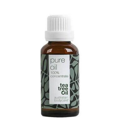 Australian BodyCare -  100% Tea Tree Oil - Pure Oil - 10 ml fra