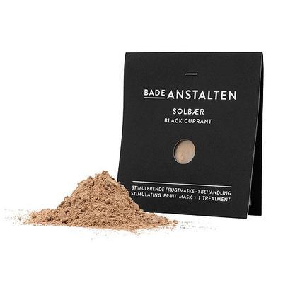 Badeanstalten - Ansigtsmaske - Stimulerende - Solbær - 15 ml fra Badeanstalten