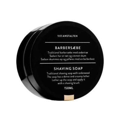 Badeanstalten - Barbersæbe - 100 ml fra Badeanstalten