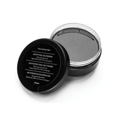 Badeanstalten - Bodyscrub - Aktivt Kul Saltskrub - 200 ml fra Badeanstalten