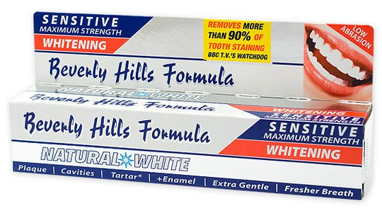 Beverly Hills - Whitening  - Sensitive fra Beverly Hills