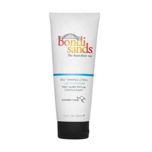 Bondi Sands - Self Tanning Lotion - Medium - 200 ml fra Bondi Sands
