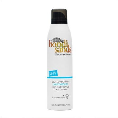 Bondi Sands - Self Tanning Mist - Selvbruner - 150 ml - Medium fra Bondi Sands