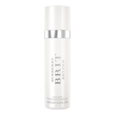 Burberry - Brit Rhythm Women Deodorant Spray - 100 ml fra Burberry