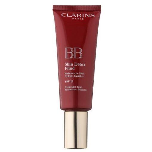 Clarins - BB Skin Detox Fluid - 45 ml - 03 Dark fra Clarins