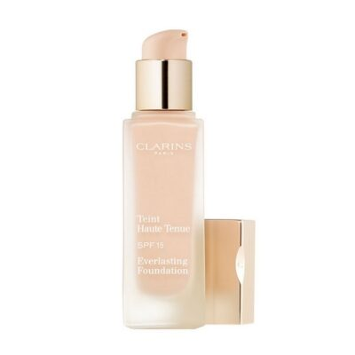 Clarins - Everlasting Foundation+ - 105 Nude - SPF15 - 30 ml fra Clarins