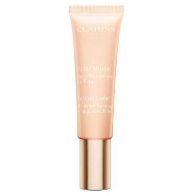 Clarins -  Instant Light Radiance Complexion Base - 02 Champagne - 30 ml fra Clarins