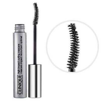 Clinique - High Impact Curling Mascara - Sort/Black - 8ml fra Clinique Skin & Makeup