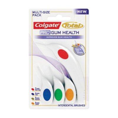 Colgate - Total Pro Gum Mellemrumsbørster fra Colgate