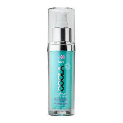 Coola - Makeup Setting Spray - SPF 30 Tea Aloe - 50 ml fra Coola