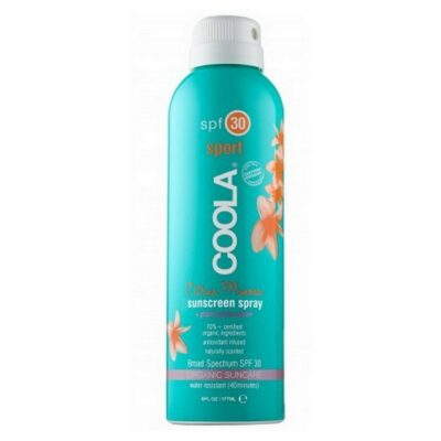 Coola - Sport Continuous Sun Spray SPF30 Citrus Mimosa - 177 ml fra Coola