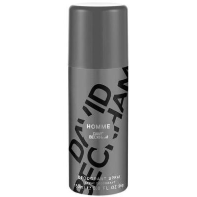 David Beckham - Beckham Homme - Deodorant Spray - 150 ml fra David Beckham