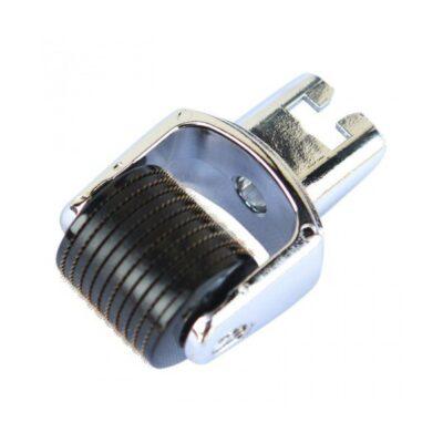 DermaRoller - Ekstra hoved til DermaRoller Ansigt Silver - 600 Nåle - 0