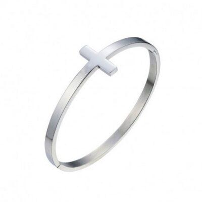 Everneed - Boa Armring - Sølv fra Everneed