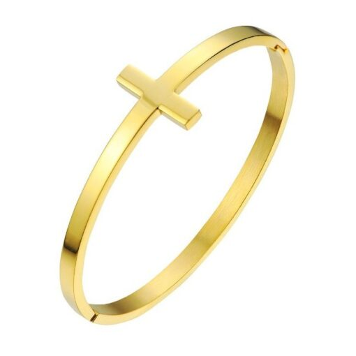 Everneed - Boa armring - Guld fra Everneed