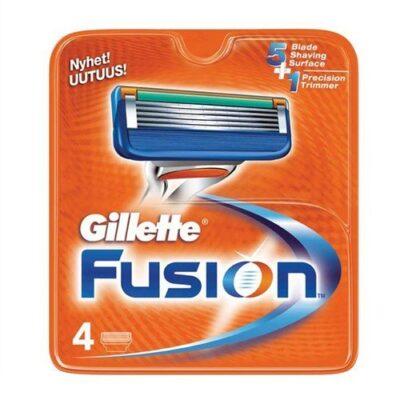 Gillette - Fusion barberblade 4-pak fra Gillette