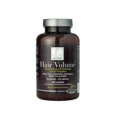HairVolume - Styrker Hår Hud & Negle - 180 Tabletter fra Kosttilskud