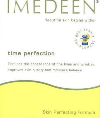 Imedeen - Time Perfection 40+ -  120 Tabletter fra Imedeen