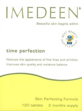Imedeen - Time Perfection 40+ -  120 Tabletter fra Imedeen