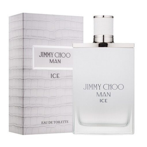 Jimmy Choo - Man Ice - 50 ml - Edt fra Jimmy Choo
