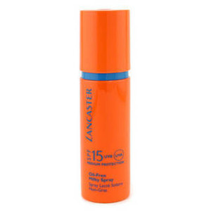 Lancaster - Lancaster Sun Care - SPF15 - Oil Free Milky Spray - 150 ml fra Lancaster