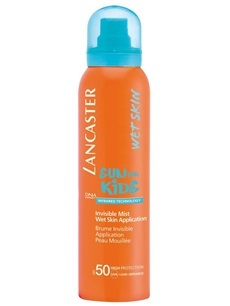 Lancaster - Sun Kids Invisible Mist Wet Skin Application - SPF50 - 200 ml fra Lancaster