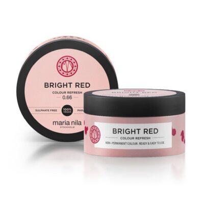 Maria Nila - Colour Refresh 0.66 Bright Red - 100 ml fra Maria Nila