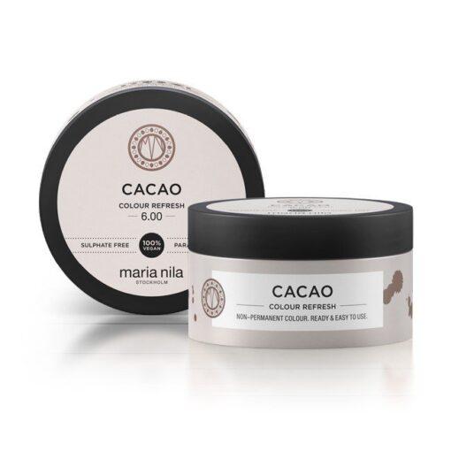 Maria Nila - Colour Refresh  6.00 Cacao - 100 ml fra Maria Nila