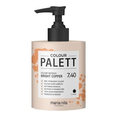 Maria Nila - Palett Colour Refresh Bright Copper 7.40 - 300 ml fra Maria Nila