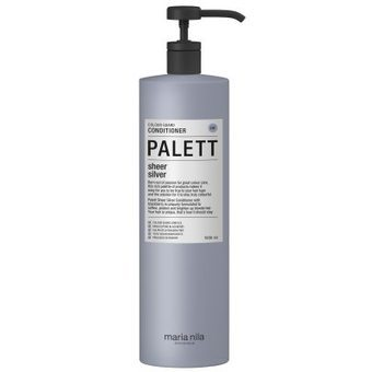 Maria Nila - Palett - Sheer Silver Conditioner - 1000 ml - Salon Size fra Maria Nila