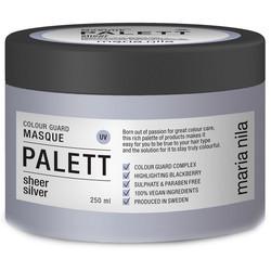 Maria Nila - Palett - Sheer Silver Masque - Hårkur - 250 ml fra Maria Nila