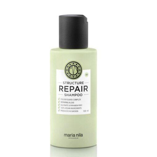 Maria Nila - Palett - Structure Repair Shampoo - 100 ml fra Maria Nila