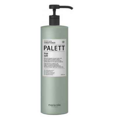 Maria Nila - Palett - True Soft Conditioner - 1000 ml Salon Size fra Maria Nila