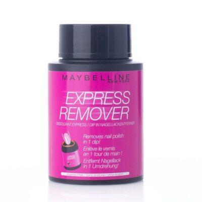 Maybelline - Express Remover - Neglelakfjerner - 75 ml fra Maybelline
