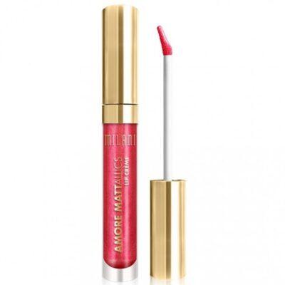 Milani Cosmetics - Amore Mattallics Lip Creme - Mattely in Love fra Milani Cosmetics
