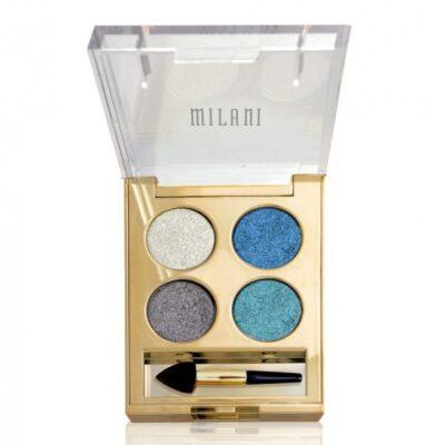 Milani Cosmetics - Fierce Foil Eyeshine Eyeshadow Palette - Venice fra Milani Cosmetics