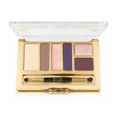 Milani - Everyday Eyes Eyeshadow Palette - Plum Basics fra Milani Cosmetics