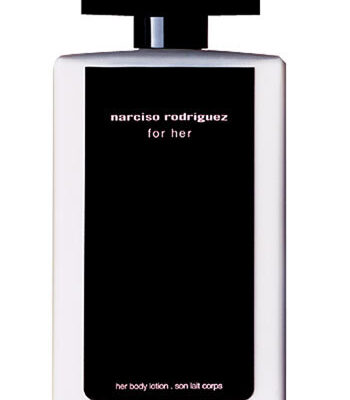 Narciso Rodriguez - For her Body Lotion - 200 ml - Edt fra Narciso Rodriguez