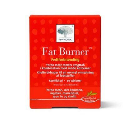 New Nordic - Fat Burner - 60 Stk fra New Nordic