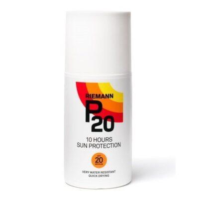 P20 - Solbeskyttelse Lotion - Spf 20 - 200 ml fra P20