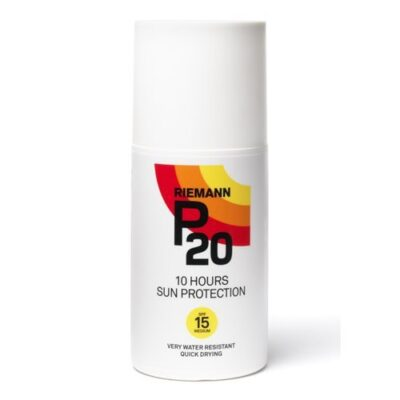 P20 - Solbeskyttelse Spray - Spf 15 - 200 ml fra P20