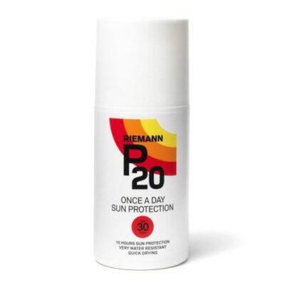 P20 - Solbeskyttelse Spray - Spf 30 - 100 ml fra P20