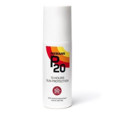 P20 - Solbeskyttelse Spray - Spf 50 - 200 ml fra P20