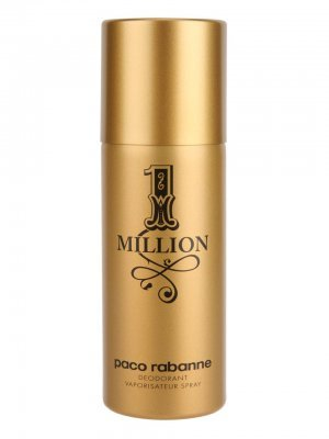 Paco Rabanne - 1 Million - Deodorant Spray - 150 ml fra Paco Rabanne