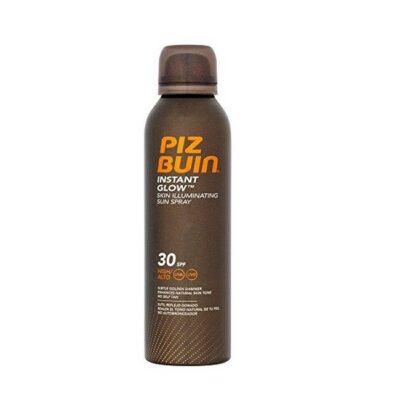 Piz Buin - Instant Glow Skin Illuminating Sun Spray - SPF30 - 150 ml fra Piz Buin