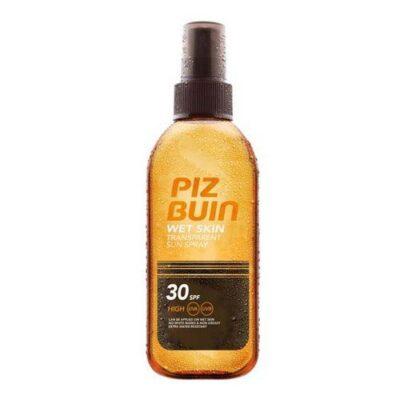 Piz Buin - Wet Skin Transparent Sun Spray SPF30 - 150 ml fra Piz Buin