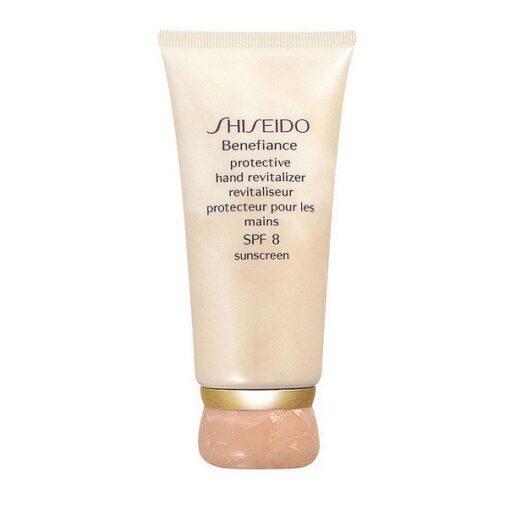 Shiseido - Benefiance Protective Hand Revitalizer SPF 8 - 75 ml fra Shiseido